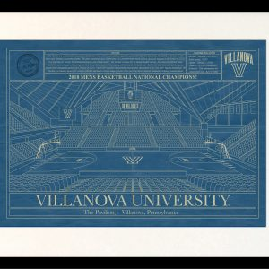 Villanova university archives stadium blueprint company villanova university the pavilion blueprint art malvernweather Image collections