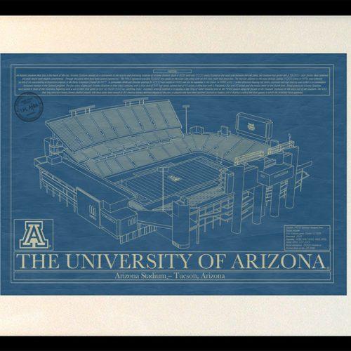 Products archive stadium blueprint company arizona arizona stadium blueprint art malvernweather Choice Image