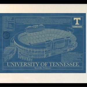 University of tennessee archives stadium blueprint company tennessee neyland stadium blueprint art malvernweather Gallery