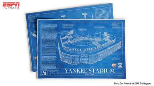 Stadium blueprint company featured in espn holiday gift guide stadium blueprints malvernweather Gallery