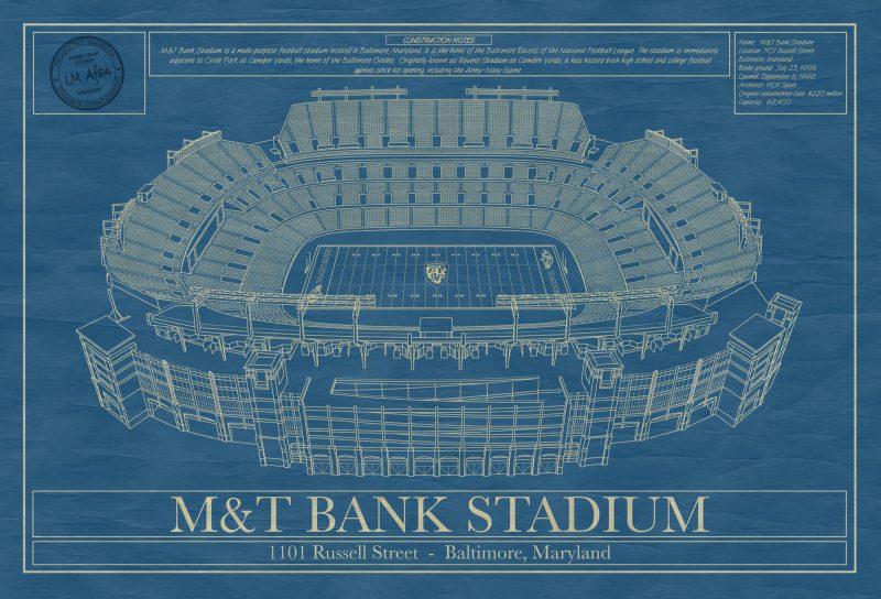 Baltimore - M&T Bank Stadium