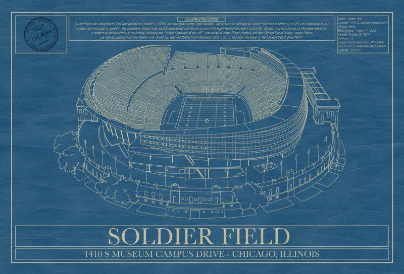 Chicago - Soldier Field