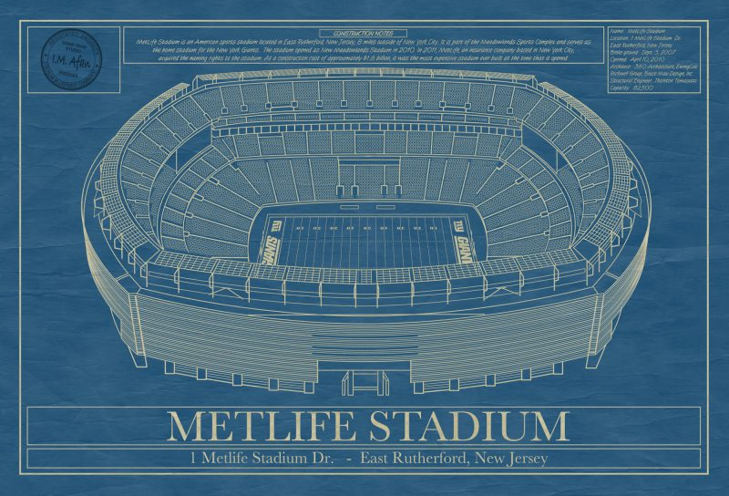 New York Giants - MetLife