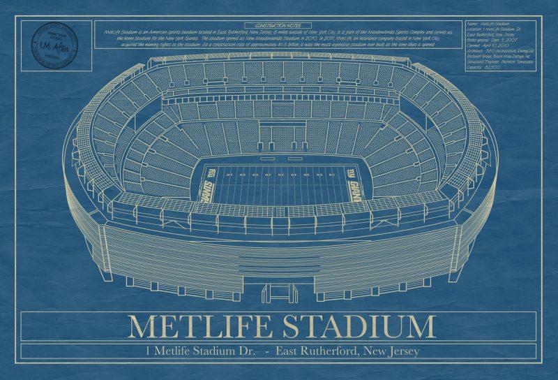 New York Giants - MetLife