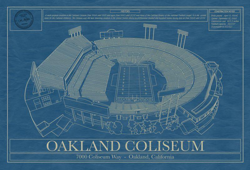 Oakland - Coliseum